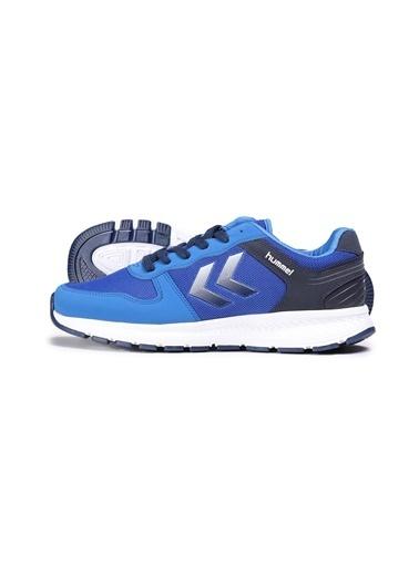 Hummel Ayakkabı Porter 207900-7002 Mavi
